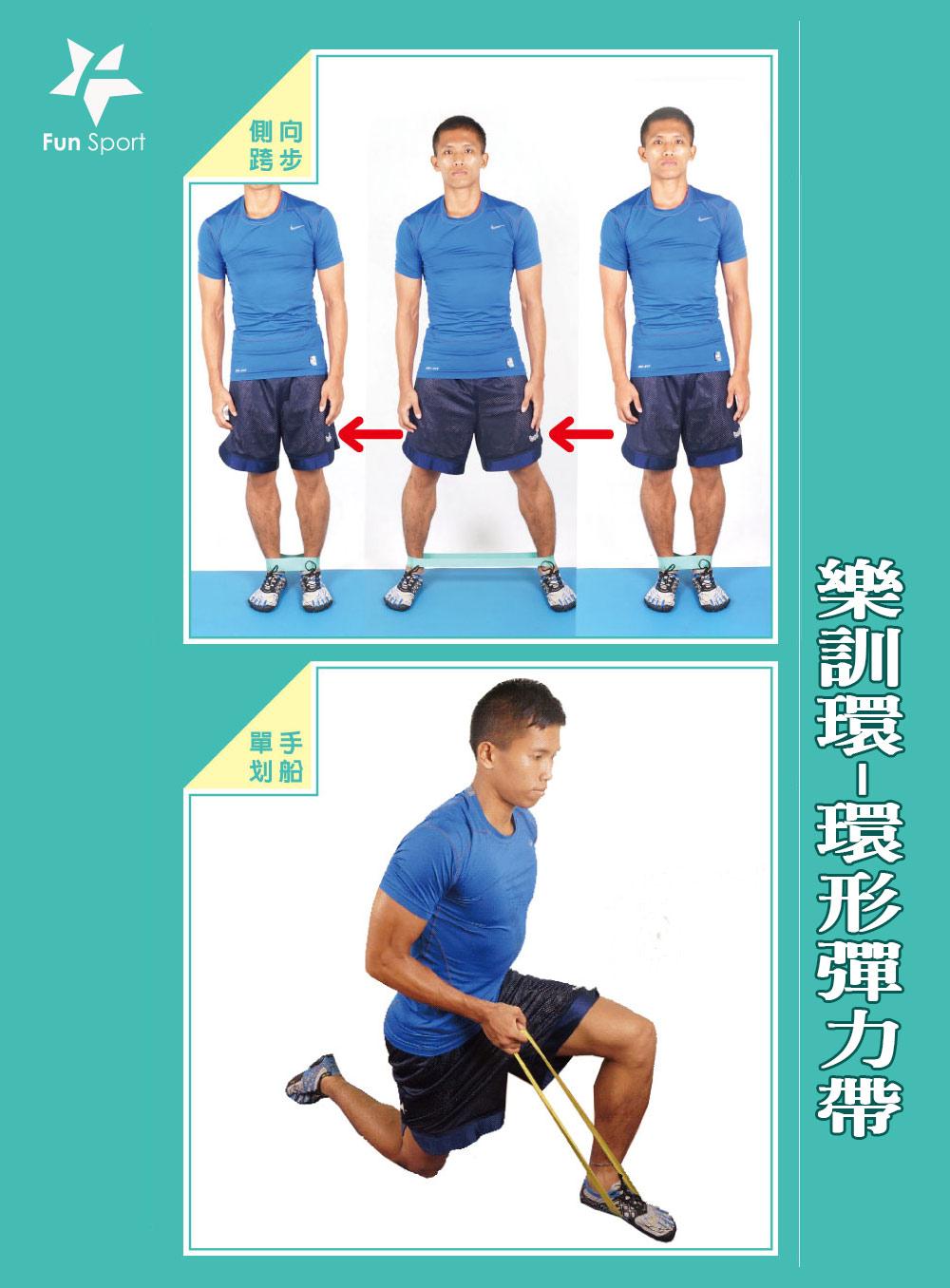樂訓環環狀彈力帶設計,在健身身運動方面,可以加強多元伸展,輔助側腰運動,維持曲線的美好 !如果你常使用彈力帶健身,那麼環狀彈力帶的設計,可以讓你深入訓練許多動作!