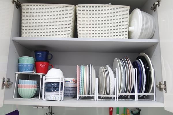 日系框型盤架,YAMAZAKI碗架,碗盤收納,廚房收納,日本居家生活美學,日本山崎,