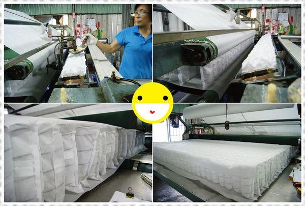 描述: 床墊製作開箱 (4)