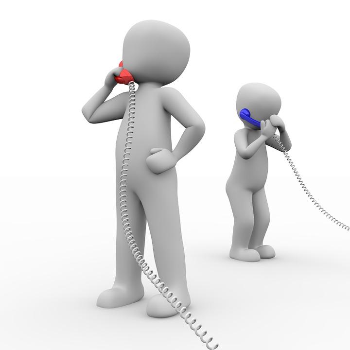 商用日語會話 電話