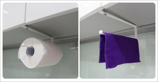 層板收納,紙巾收納,抹布收納,廚房收納,
