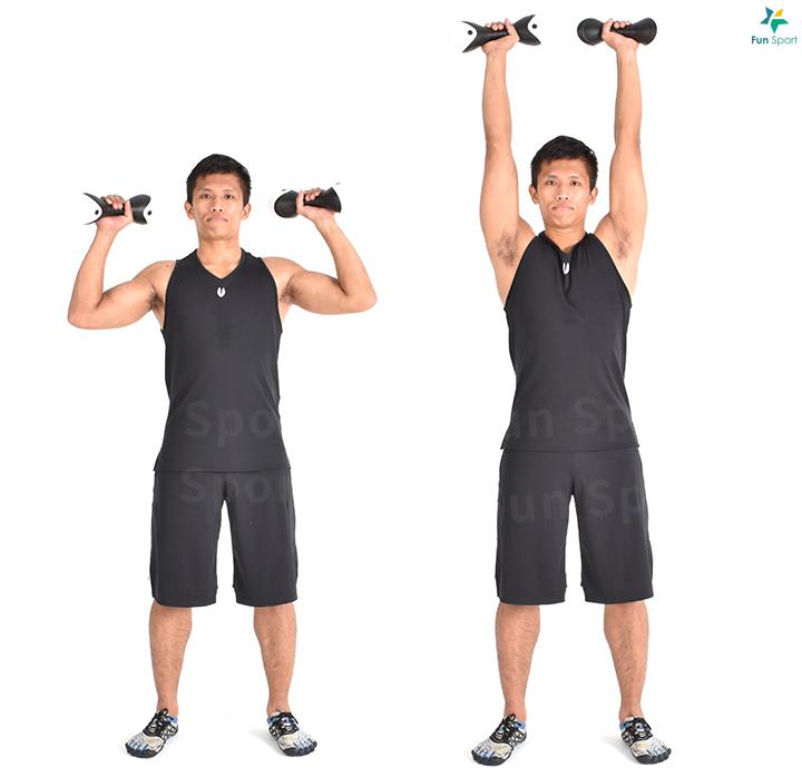 ‧ 懸吊划船 1. 調整懸吊繩到適合的高度,雙手與肩同寬。 2. 肩胛骨往後收緊,盡可能將身體往上拉。 3. 動作過程身體從頭到腳呈一直線。 4. 再慢慢回到起始姿勢,反覆進行12 下,5 組。 二 上肢水平拉