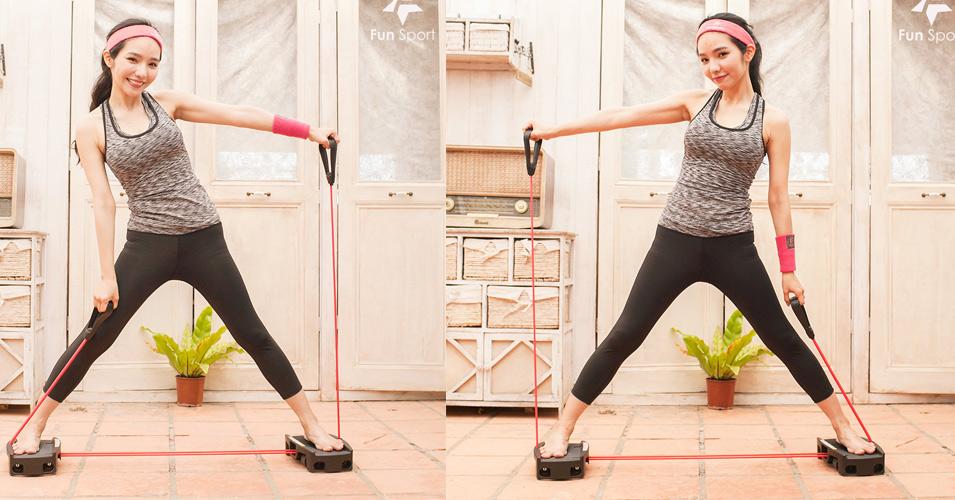 修腿女王-滑塑美腿機