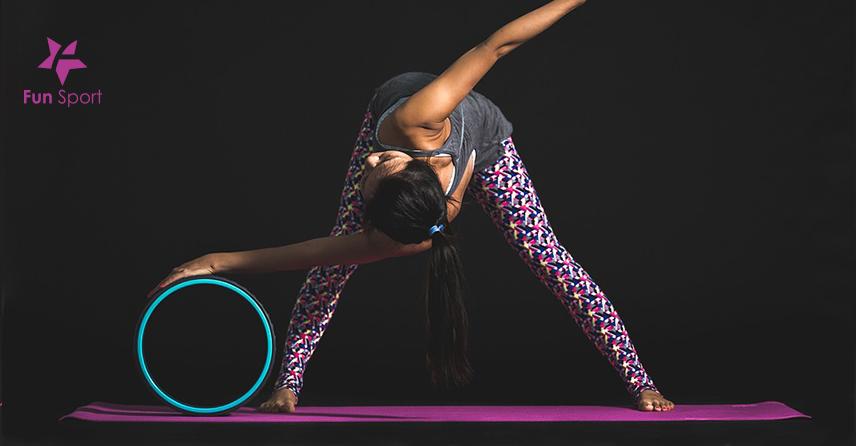 瑜珈輪(Yoga Wheel)有人叫它『後彎神器』