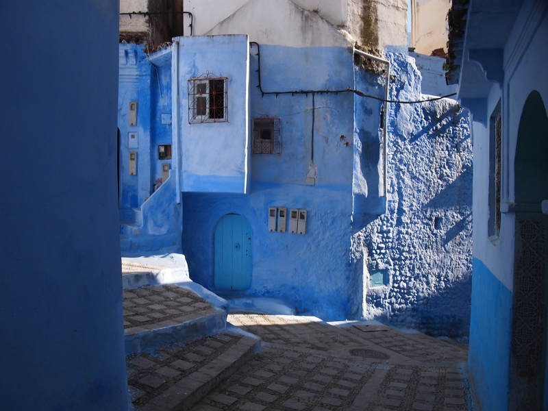 Majorelle blue─馬洛萊勒藍