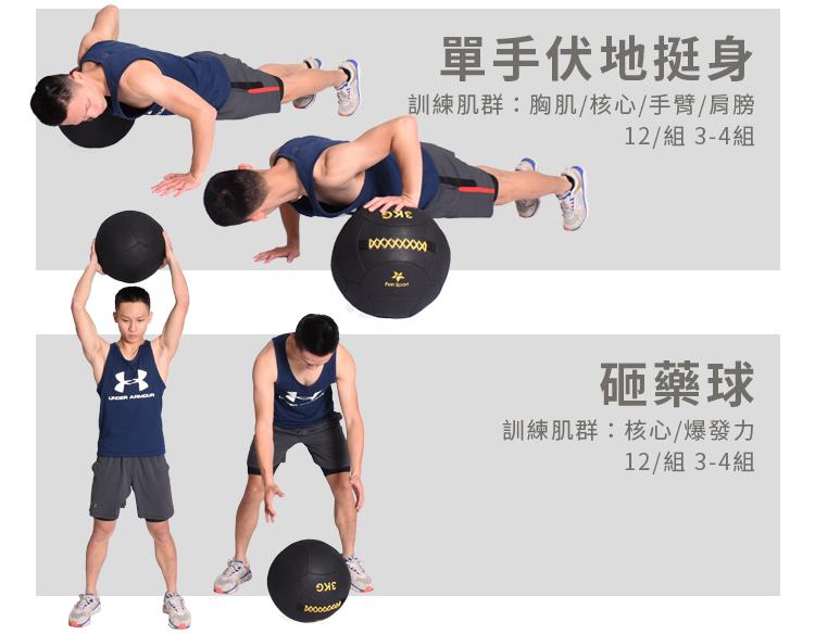 好習慣健身教室-春風教練規劃7招藥球健身菜單-3
