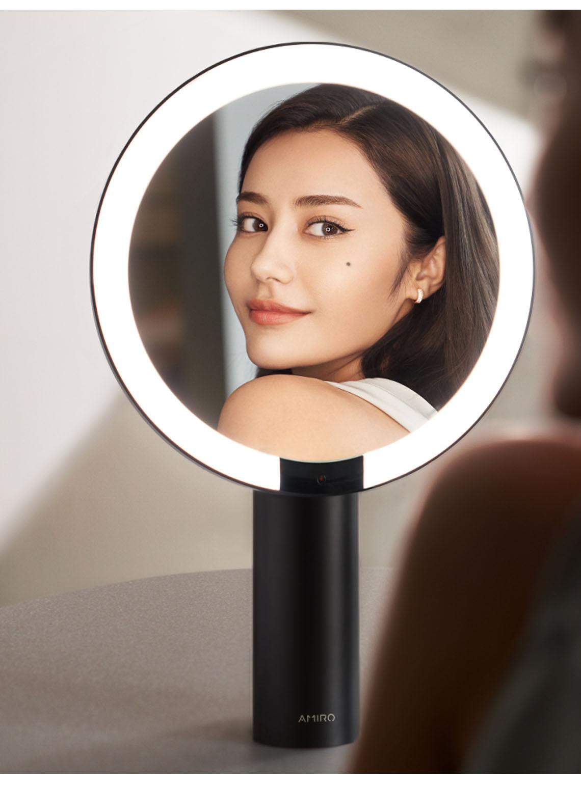 AMIRO O2 LED化妝鏡-台灣總代理