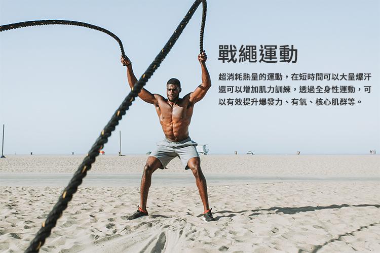 戰繩(Battling Rope/Training Rope)