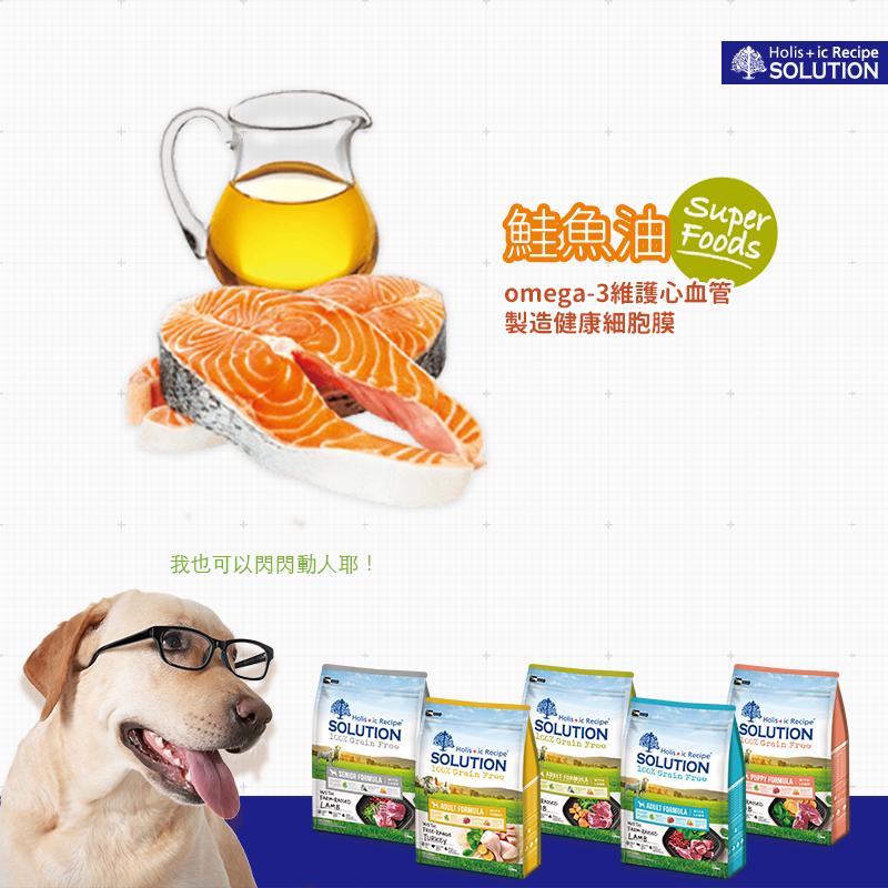 【耐吉斯】帶你認識超級食物-鮭魚油,維護心血管