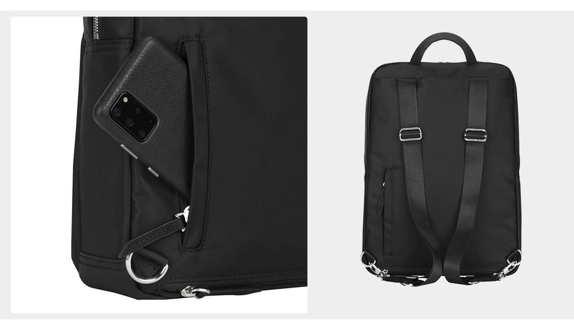 Targus Newport 15 吋 輕薄極簡電腦後背包