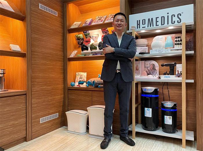 台灣民眾對於UV離子殺菌空氣清淨機依賴感與信任度高,業者表示挑選品牌商品會相對有保障,維修客服的充裕性,也是消費購買的評估。 (圖/匯聚提供)