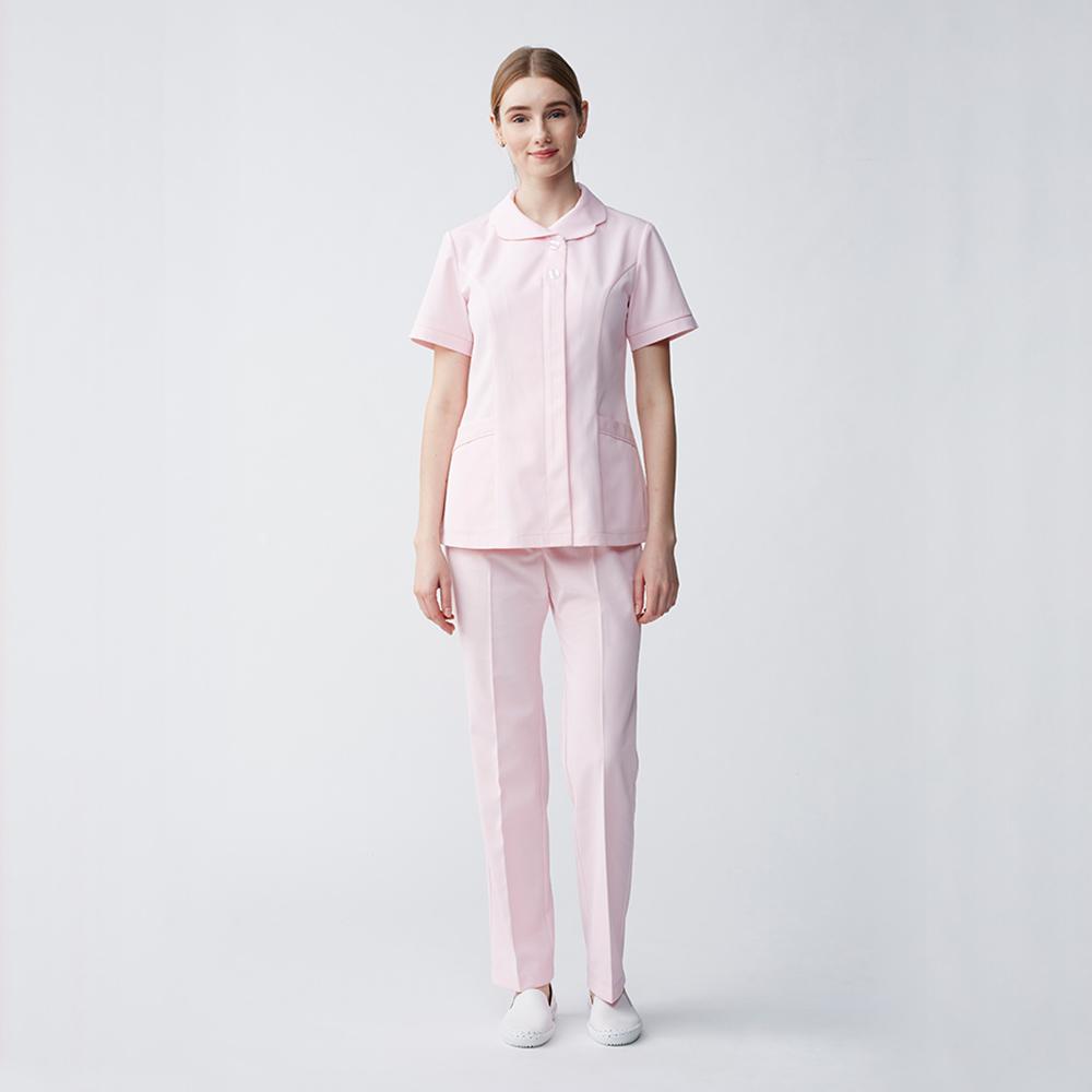 護士服裙裝:粉色護士服