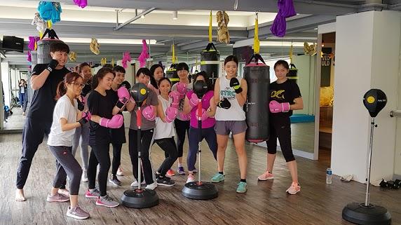 X-training-好時光女生運動樂園