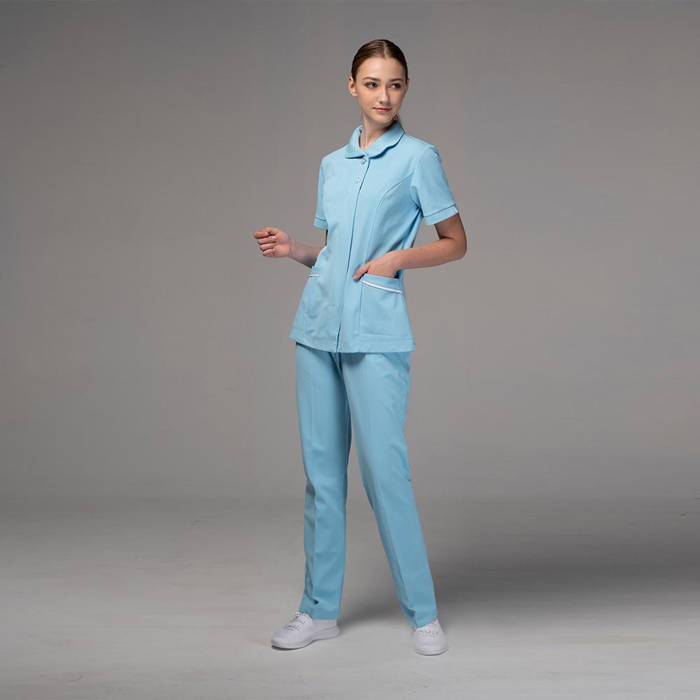 護士制服:水藍色護士服