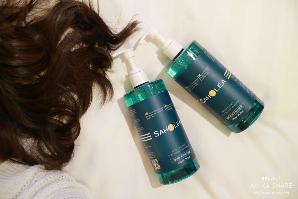 淨平衡洗髮精,淨平衡沐浴乳,saholea推薦,森歐黎漾沐浴乳,