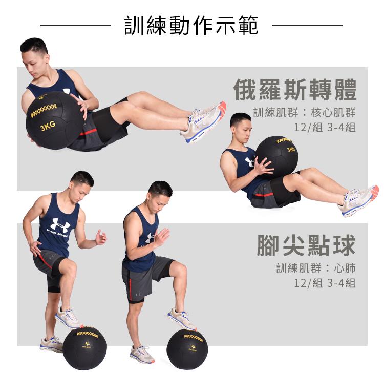 好習慣健身教室-春風教練規劃7招藥球健身菜單-1