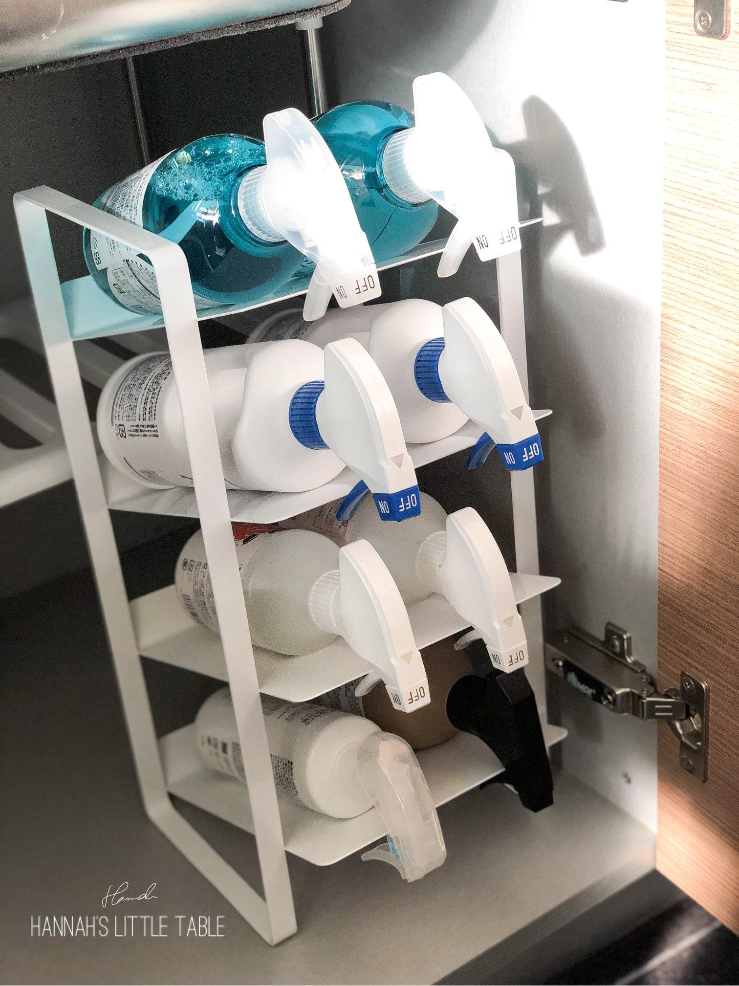 tower水槽下置物架 山崎收納 Yamazaki 廚房收納 瓶罐收納
