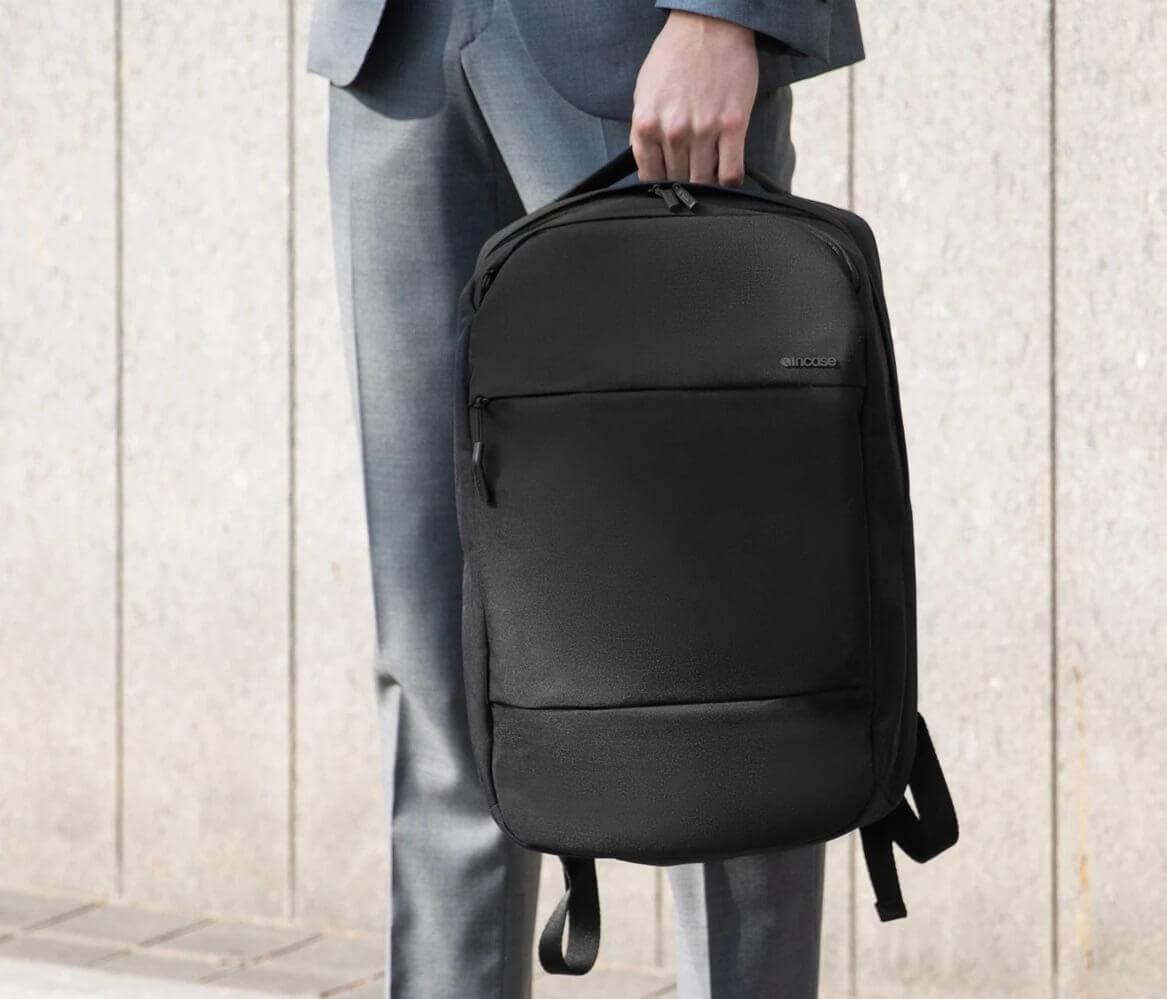 簡約商務後背包