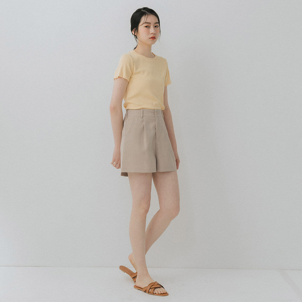 小個子女生適合穿高腰褲