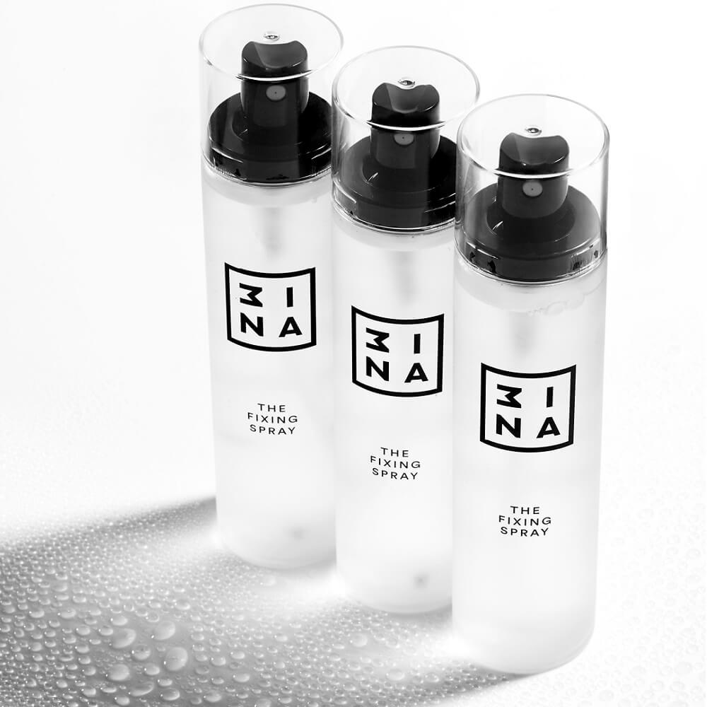 不浮粉方法:高肌能活甦水噴霧
