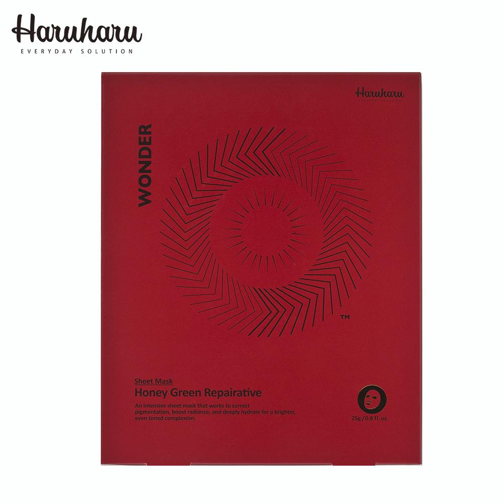 2019敏感肌面膜推薦,Haruharu 奇蹟活氧面膜、面霜:煥膚系列