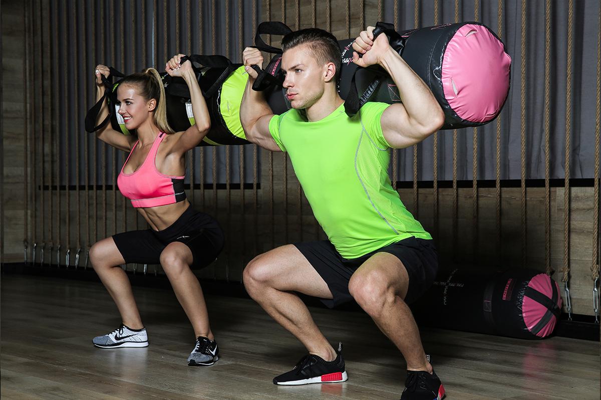 X-Training課程融合拳擊技巧,肌力,核心,平衡