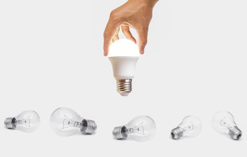 LED燈泡種類