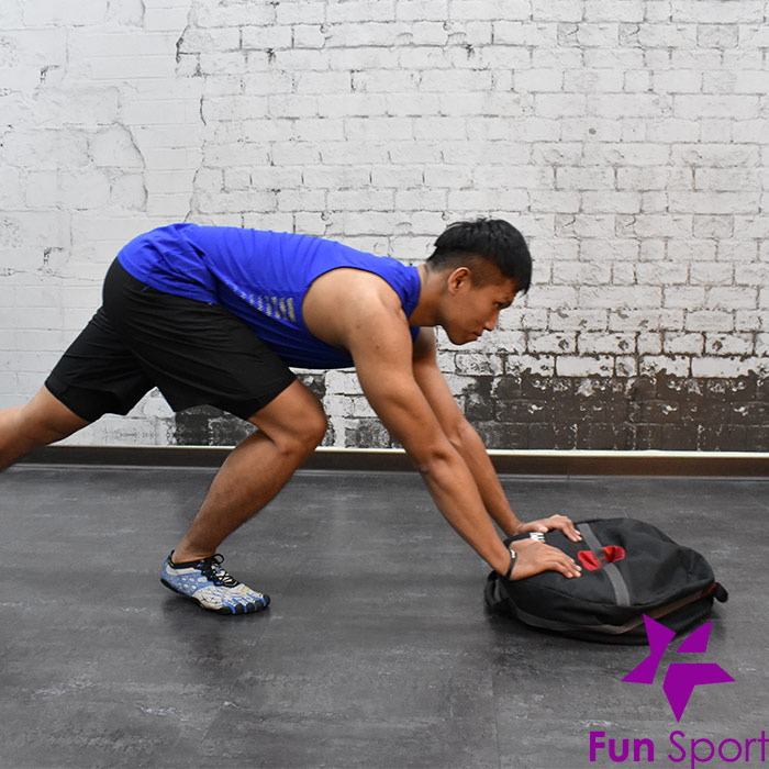 不穩定訓練效益(負重袋重壓袋應用)