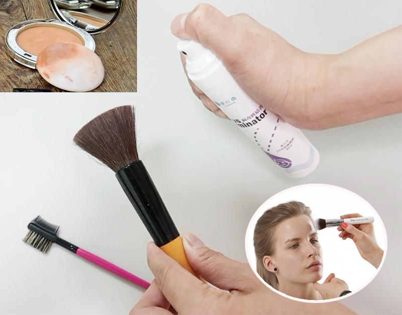 化妝粉撲清潔抗菌除異味噴霧-長效攜帶款-淨行曲
