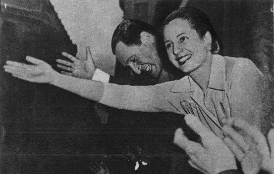 阿根廷國母艾薇塔(Evita ;María Eva Duarte de Perón)
