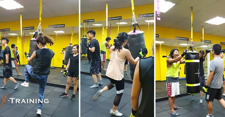 CV玩家體適能訓練室-X-Training3效運動課