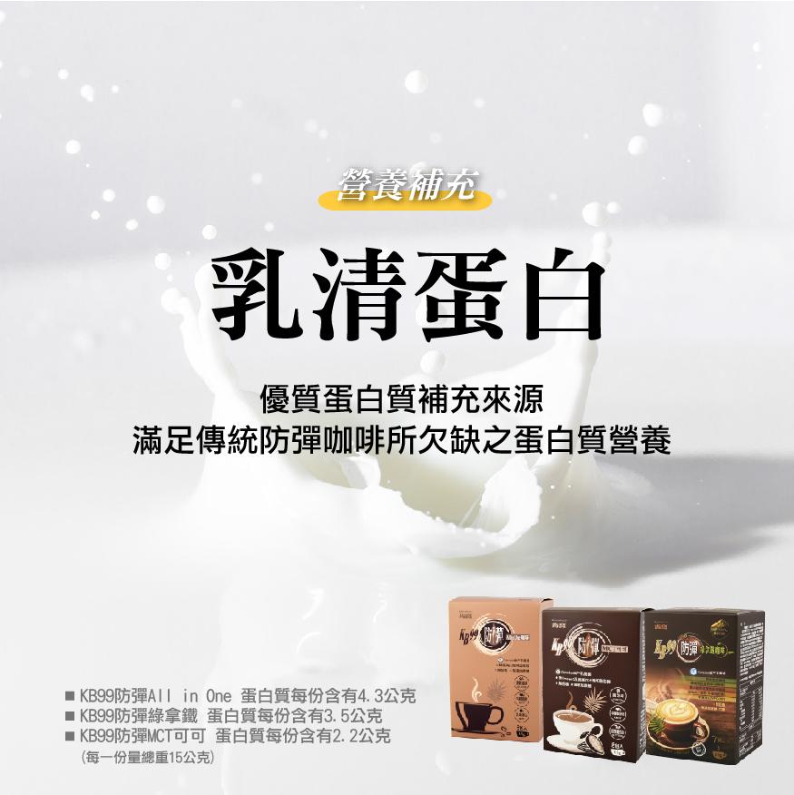 防彈咖啡乳清蛋白