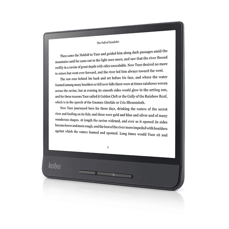 電子書閱讀器Kobo