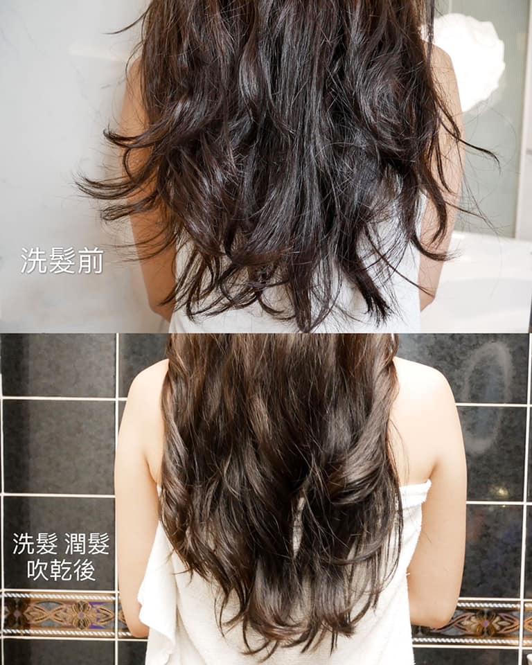 使用正確的洗髮精 打造髮根蓬鬆 髮尾柔順的造型