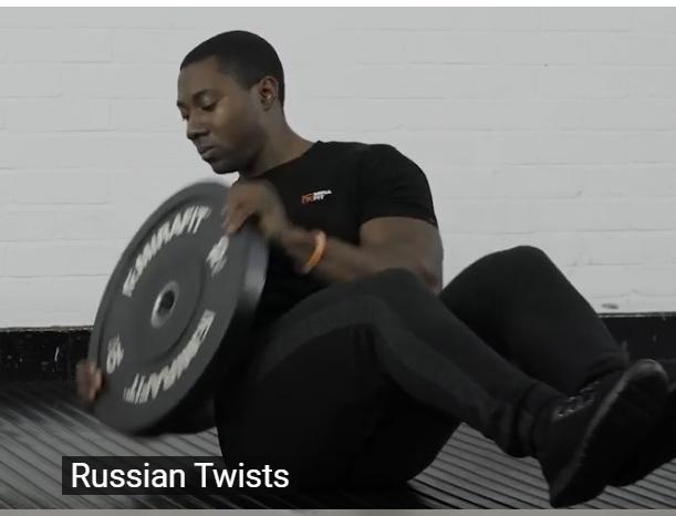 只用槓片,可以做什麼運動?槓鈴運動練全身-FUNSPORT