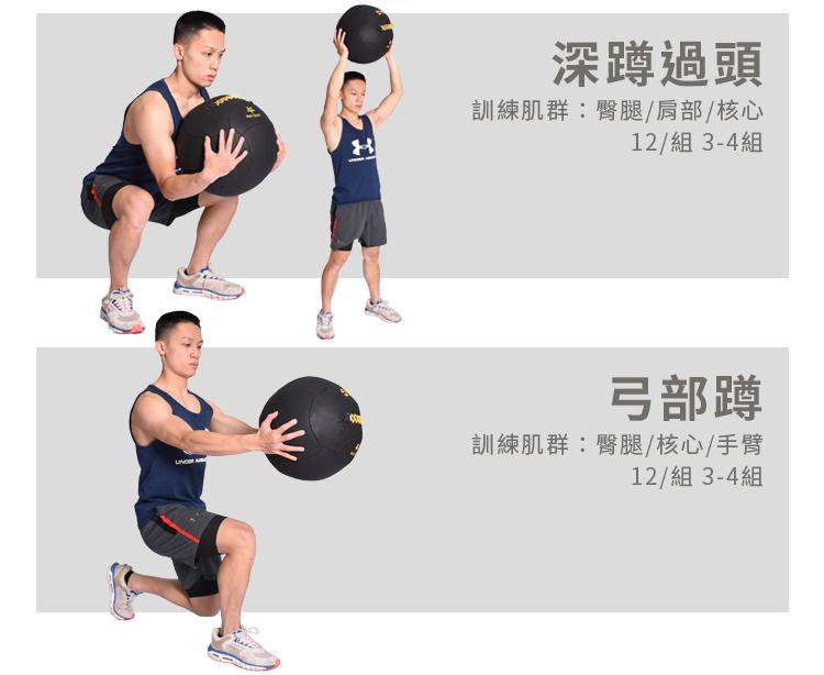 好習慣健身教室-春風教練規劃7招藥球健身菜單-2