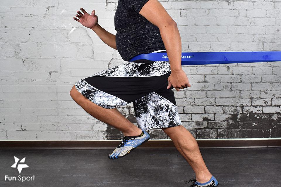 健力環-乳膠環狀彈力阻力帶 (阻力圈/彈力帶/拉力繩/橡筋帶) Fun Sport