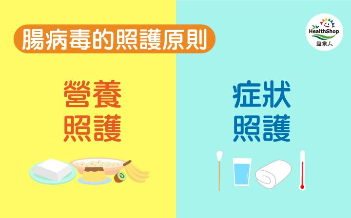 腸病毒的照護原則