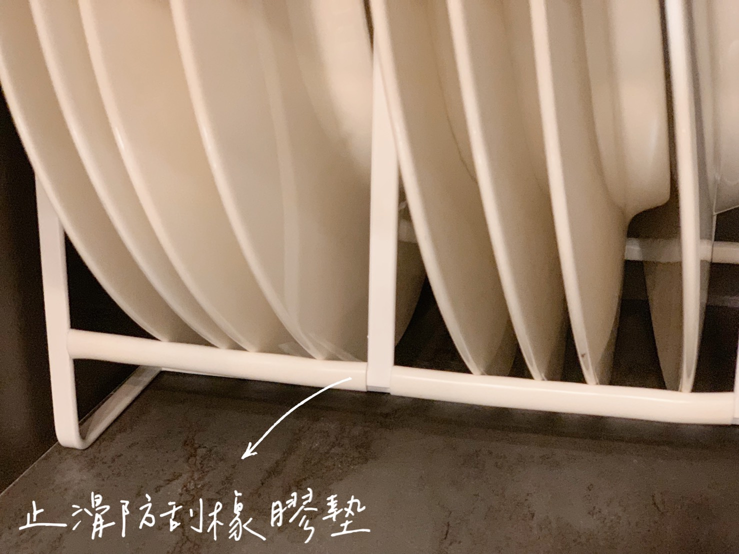 tower三層盤架(白) 山崎收納 Yamazaki 廚房收納 盤架