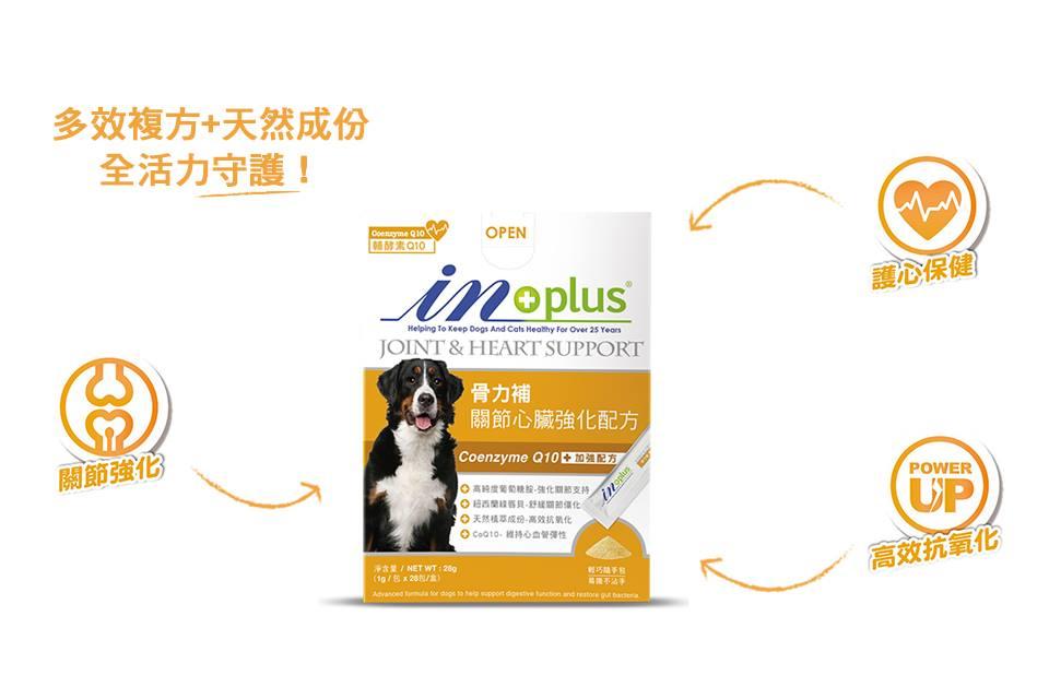 【IN-Plus】產品介紹系列-關節保健-骨力補