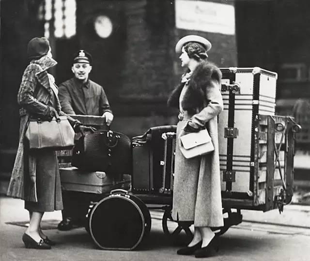 行李箱的進化是一部人類交通工具演化史