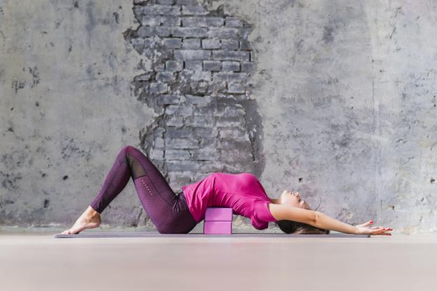 瑜珈磚開胸-fun sport fit