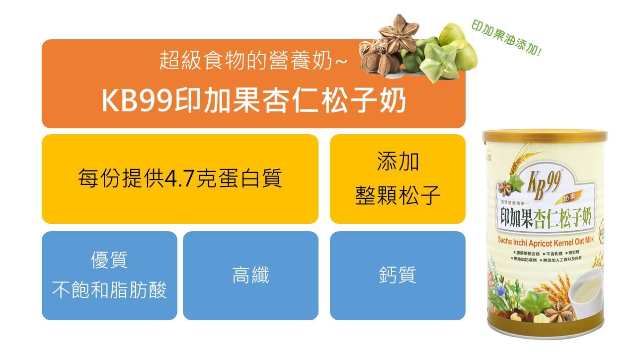 印加果杏仁松子奶
