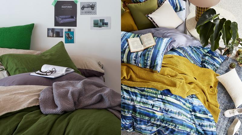 亞麻織品夏季涼爽透氣,冬天溫暖