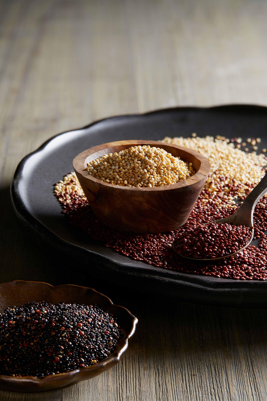 地表最強的超級食物-紅藜麥