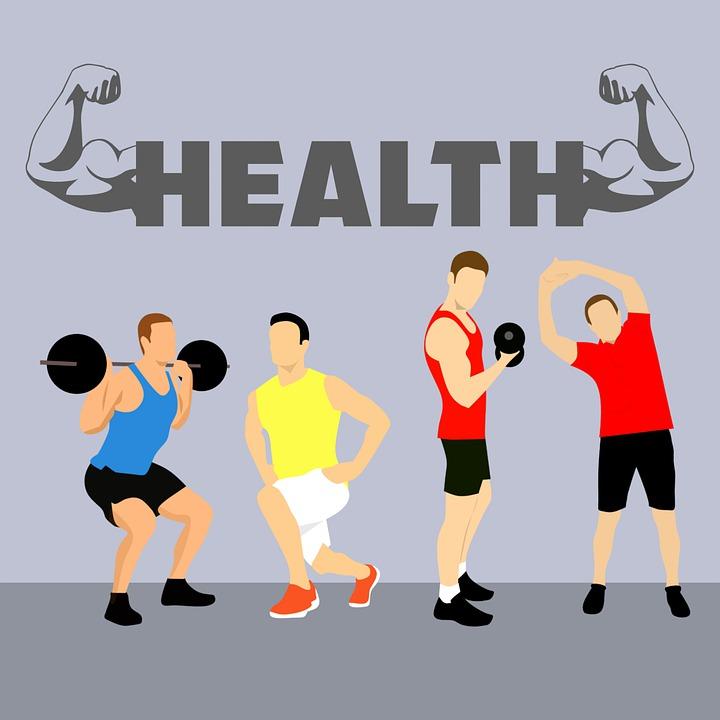 運動創造青春肉體
