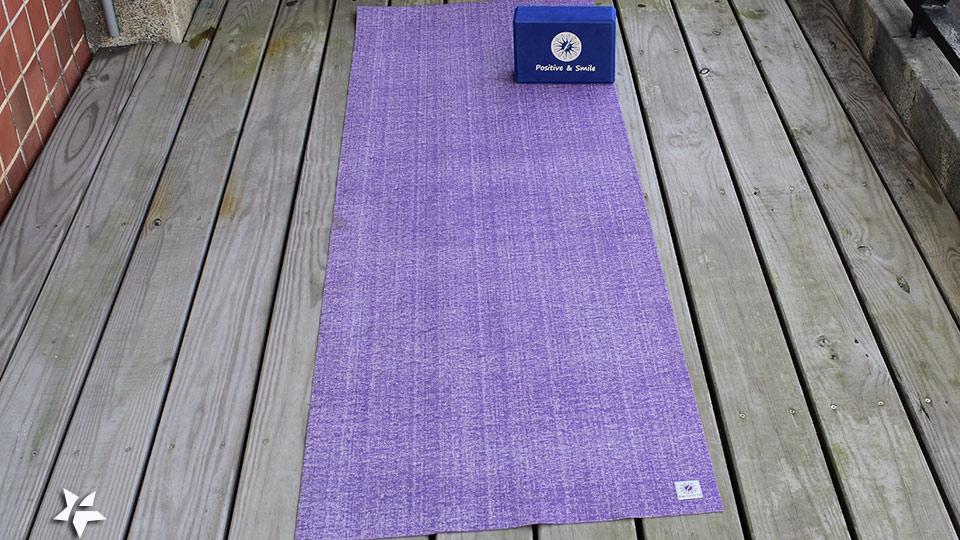 棉麻瑜珈墊