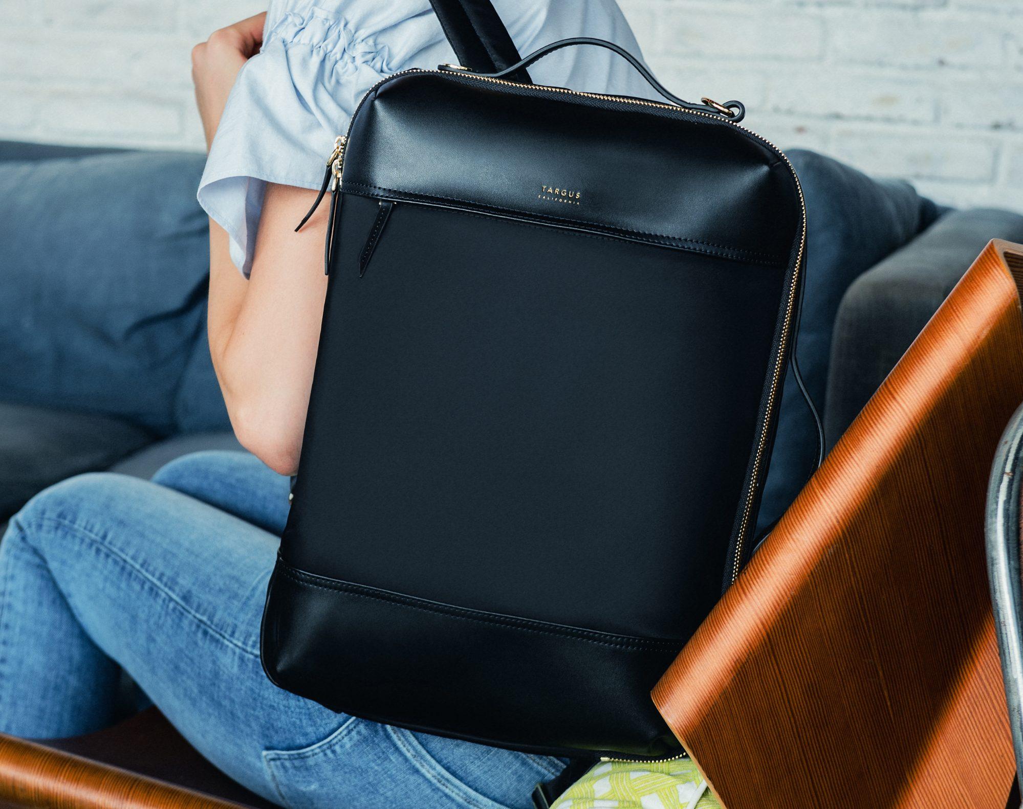Targus Newport 三用手提電腦後背包女ptt網友最愛款式