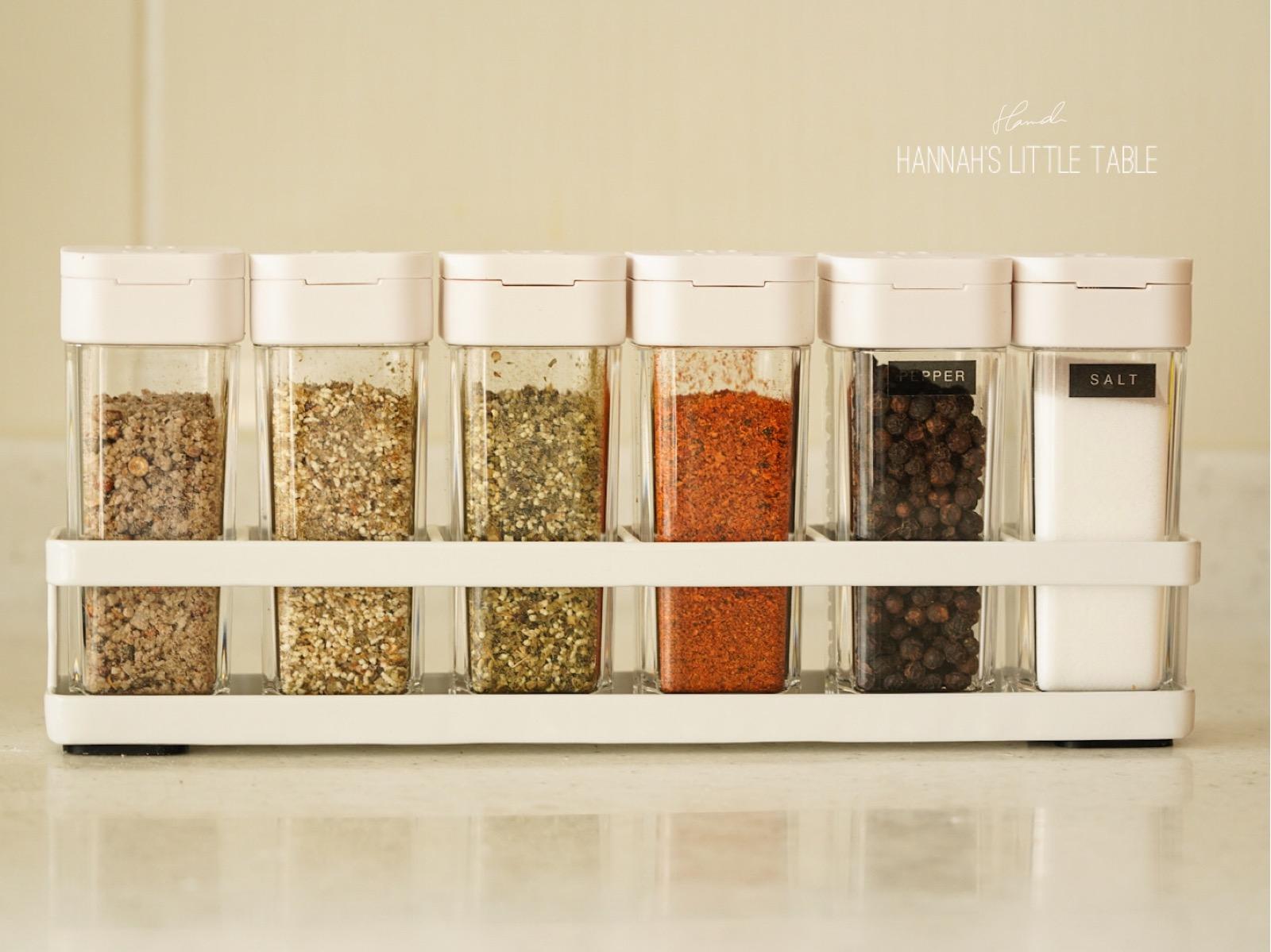 tower香料罐收納架 山崎收納 Yamazaki 廚房收納 調味料架