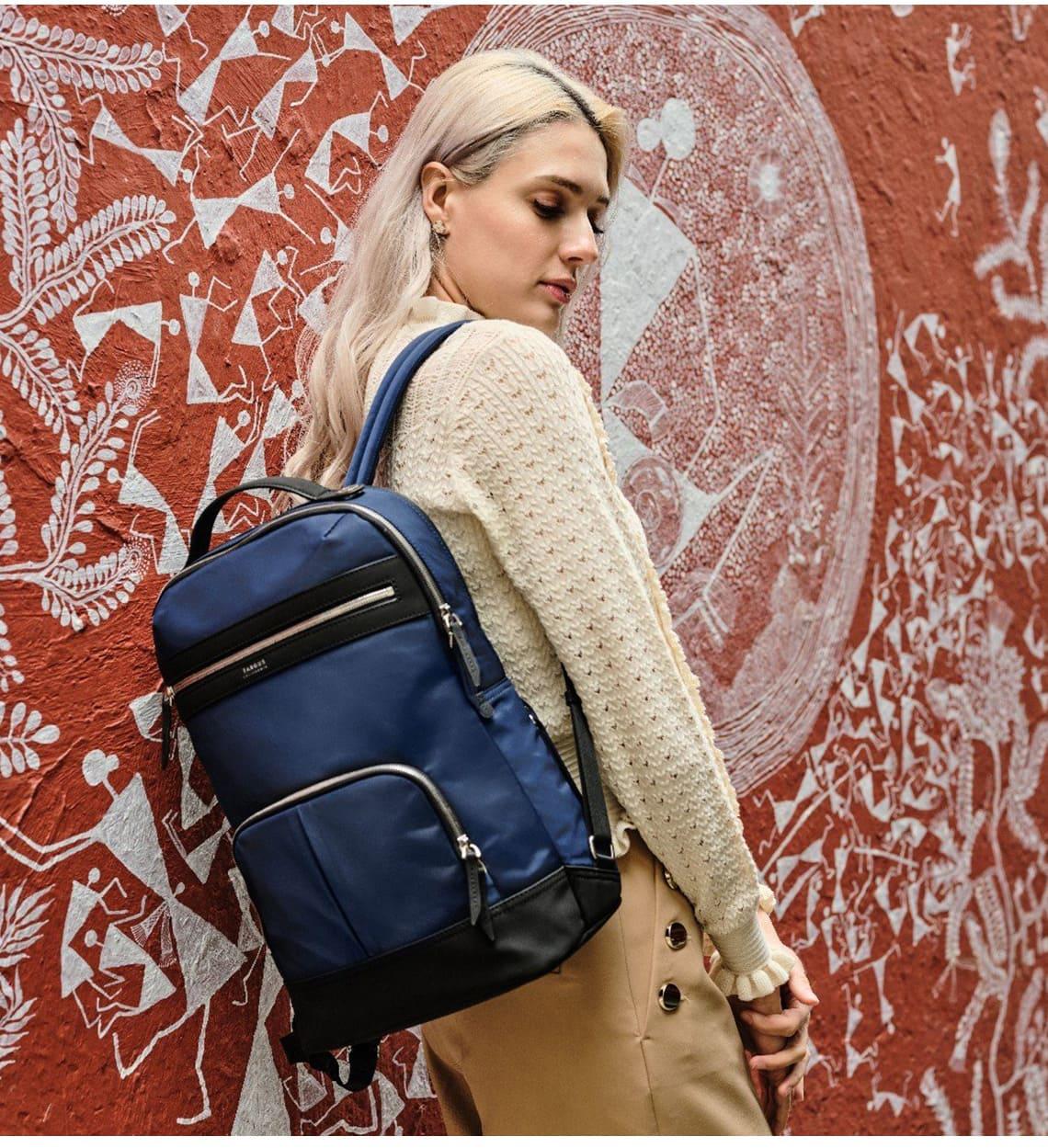 Targus Newport 15 吋「簡約時尚電腦後背包」